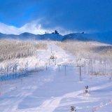 Ráno po snehovej nádielke - © Webkamery