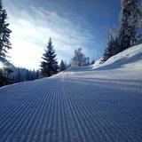Slovenské sjezdovky v lednu 2018 - © facebook Ski Čertovica