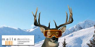 Meilenweiss: Skipass na cztery kraje ©www.meilenweiss.ch