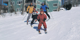 Best family ski resorts to suit all ages ©Smugglers Notch