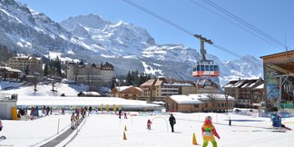 Top Resorts to Learn How to Ski: Wengen, Switzerland ©Mürren Lover