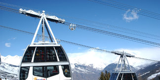 De mooiste skiliften ©Selalp