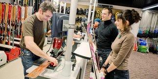 Comment louer son matériel de ski moins cher ? ©Labellemontagne