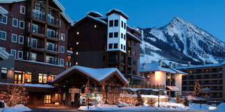 Luxury Lodges for Family Spring Skiing ©Courtesy of Crested Butte Mountain Resort.