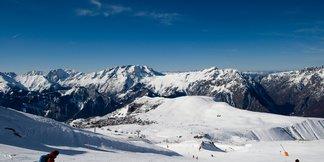 De lengste bakkene i Alpene ©Laurent Salino