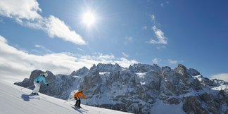 Day tripper: Three of the best ski safaris ©Val Gardena