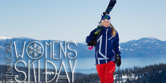 International Women's Ski Day 2013: 14 grudnia K2 zaprasza Panie na stoki ©Weston Walker