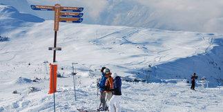 L'Alpe d'Huez : Sarenne et le Pic Blanc ouverts ce week-end