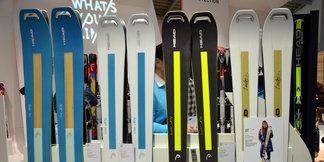 ISPO TRENDY 2014/15: Toto sú lyže novej sezóny ©Skiinfo