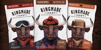 Ski Lunch To Go: 5 On-Hill Snacks to Stash ©Kingmade Beef Jerky