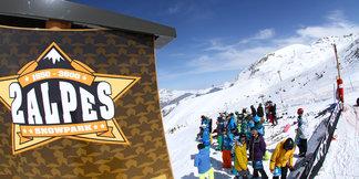 Sci di Primavera: le migliori 10 stazioni sciistiche in Europa ©© Office de Tourisme Les 2 Alpes / Bruno LONGO