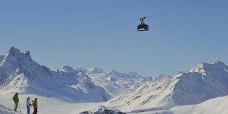 St. Anton - Det ultimate skistedet ©TVB St. Anton am Arlberg / Josef Mallaun