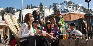 Where to Ski in May: 10 Picks for Endless Winter ©Le Chamois and Loft Bar