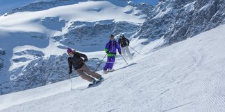 Neige, la bonne surprise de la Haute-Maurienne Vanoise ©D.Durand - Fresh Influence