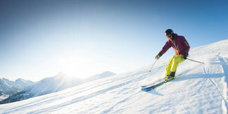 Over 2 meter snø mange steder ©Eirik Aspaas