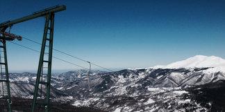 Sulle montagne toscane è inverno a primavera! ©Toscana Turismo