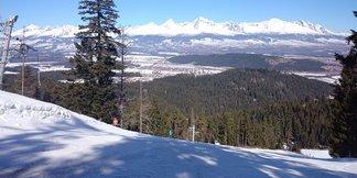 Výhodnejšia jarná lyžovačka v stredisku SkiTatry - Tatrasvit ©Juraj Kostroš