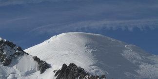 Französischer Bürgermeister zornig: Geldstrafen am Mont Blanc für schlecht ausgerüstete Bergsteiger - ©Winfried Stinn