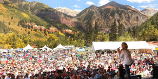 The 10 Best Summer Events in Colorado  - ©Telluride Blues & Brews