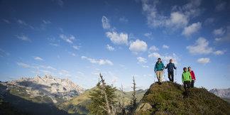 Wandern im Montafon - ©Montafon Tourismus | Daniel Zangerl