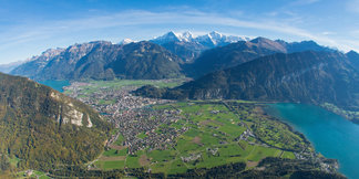 Brienzersee, Thunersee und Interlaken - ©Interlaken Tourismus