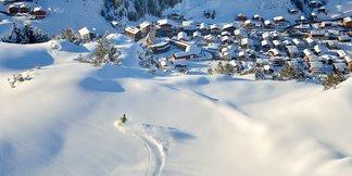 Rakouská TOP 10: Největší lyžařská střediska v Rakousku ©Lech Zürs Tourismus