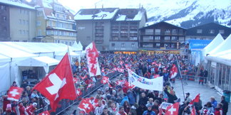 Top Resorts to Learn How to Ski: Wengen, Switzerland
