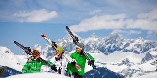 Grootste skigebieden van Oostenrijk ©© Schladming-Dachstein / ikarus