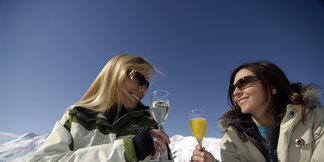 Världens bästa skidåkning ©TVB St. Anton am Arlberg