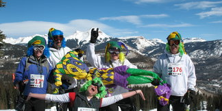Spring Events Have Sprung at Ski Resorts in the SW ©Durango Mountain Resort