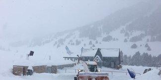 Powder in Andorra 17.1.17 - © Grandvalira/Facebook