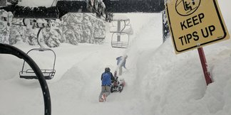 Photo Gallery: Favorite Pics from JanuBURIED ©Homewood Mountain Resort