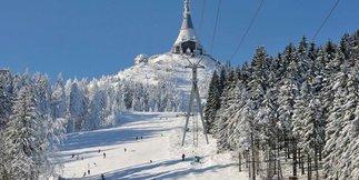 TMR wydzierżawił czeski Liberec i zainwestuje tam 600 mln koron ©facebook Ještěd
