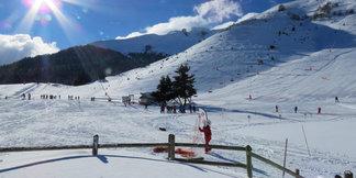 Peyragudes et Val Louron se préparent à accueillir de nombreux skieurs ce week-end ! ©Station de Val Louron