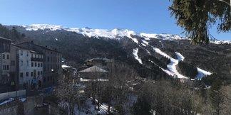 Quali sono le condizioni neve in Toscana in questo momento? ©Abetone.com Facebook 16.02