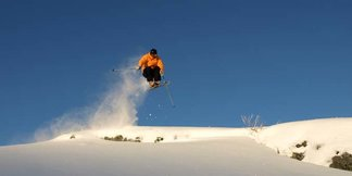 Skiing in Norway: Powder conditions, empty slopes ©Voss Resort