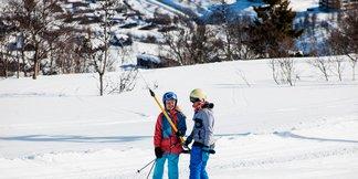 Skiurlaub in Norwegen: Die schönsten Gebiete für Familien  ©Hovden skisenter