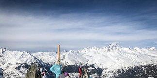 Op verkenning in Les Arcs: een a-typisch Frans skigebied ©Les Arcs/Facebook