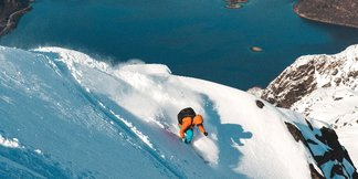 Ski og seil i Lofoten - © Torbjørn Buvarp