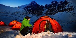 Snow camp – expedičná výzva pod Lomnickým štítom ©Marek Hajkovský