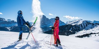 Novinky zimy 2017/18 v oblasti Dolomiti Superski ©Val Gardena Facebook