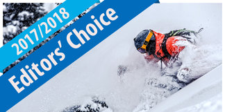 The Best Skis of the Season: 2017/2018 Editors' Choice  ©Liam Doran