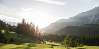 Golf Club Alvaneu Bad - ©www.graubuenden.ch