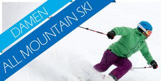 All Mountain Ski Test (Damen) 2017/2018 - ©Skiinfo / OnTheSnow / Realskiers.com