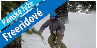 Freeridové lyže 2017/2018: 15 pánských lyží v našem testu ©OnTheSnow
