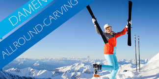 Allround-Ski / Pistenski Test (Damen) 2017/2018 - ©Skiinfo | Dell_Fotolia