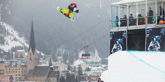 Five reasons to ski Davos