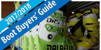 2017/2018 Ski Boot Gear Guide