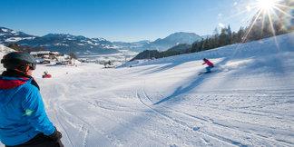 Idyllischer Skiurlaub in Oberaudorf: Ein Wintermärchen für Familien ©Bergbahen Hocheck / Michael Namberger
