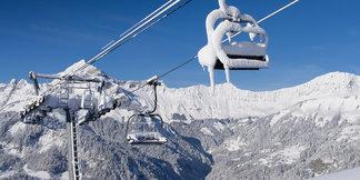 La neige s'invite sur les Alpes du Nord ©Géraldine Revillard / Fotolia.com